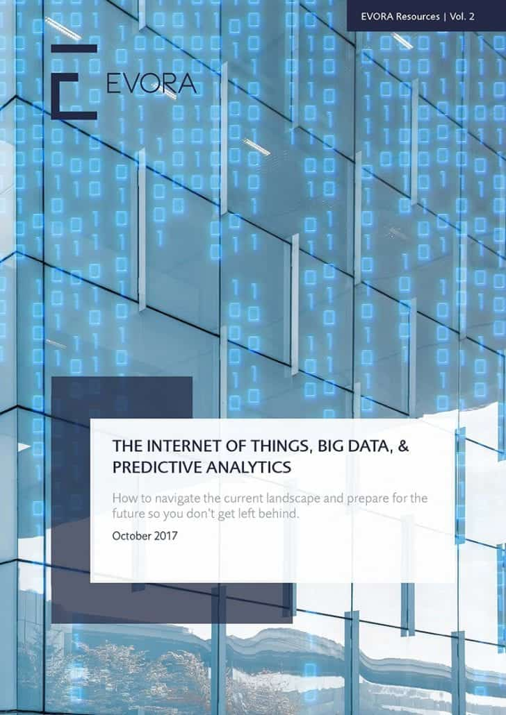 EVORA Global EVORA Resources Vol. 2 Iot Big Data eBok Front Cover